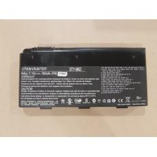 Аккумулятор BTY-M6D для ноутбуков MSI MSI GT60, GT70, GT660, GT663, GT663R, GT670, GT680, GT680R, GT683, GT685, б/у