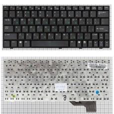 Клавиатура для ноутбука Asus U5 U5F U5A U5S черная