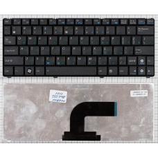 Клавиатура для ноутбука Asus EEE PC 1101 1101HA N10 N10E N10J черная