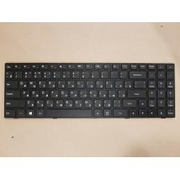 Клавиатура (PK131ER1A05) для ноутбуков Lenovo B50-10 80QR, Ideapad 100-15, 100-15IBY, 100-15IB, б/у