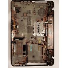 Корпус для ноутбука Toshiba Satellite L675D-10M (нижняя часть - поддон)