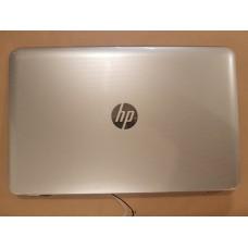 Крышка матрицы в сборе (крышка, петли, рамка) JTE3CR65TP703 для ноутбуков HP Pavilion 15-e, б/у
