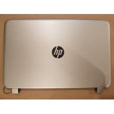 Крышка матрицы в сборе (крышка, рамка, петли) EAY14005050 для ноутбуков HP Pavilion 15-p, б/у
