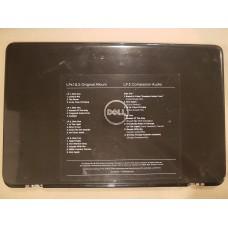 Крышка матрицы (CN-0982W9-12807-1CE-00I0-A00) в сборе (крышка, петли, рамка) для Dell Inspiron N7110, б/у