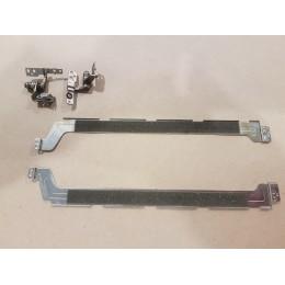 Петли и брекеты (направляющие) для ноутбука Samsung NP300E5A (P/N: BA61-01582A, BA61-01593A)