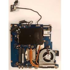 Материнская плата для ноутбука Samsung NP300V5A-S0JRU (Petronas-15(QC) REV 1.1)