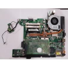 Материнская плата quanta z06 DA0Z06MB8D0 для Packard Bell EasyNote NJ56 Gateway NV44 NV48