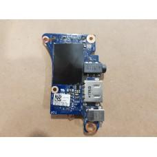 Боковая плата с разъемами для Asus UX21E (69N0LXB10F02-01) б/у