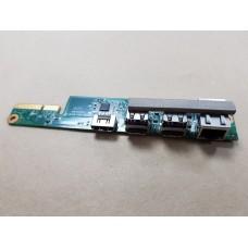 Плата с разъемами для Lenovo C340 (1310A2600901) б/у