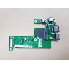 Плата питания для Dell Inspiron M5010 (10612-1 48.4HH20.011 DG15 AMD IO Board) б/у