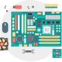 Компания NTBK предлагает новую услугу - восстановление данных с любых электронных носителей.